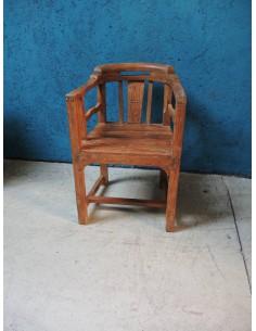 Poltroncina in legno di teak