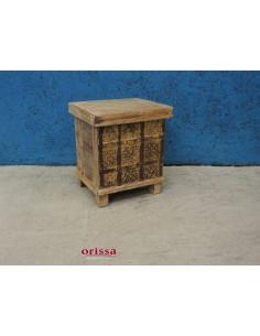 Bauletto legno giallo