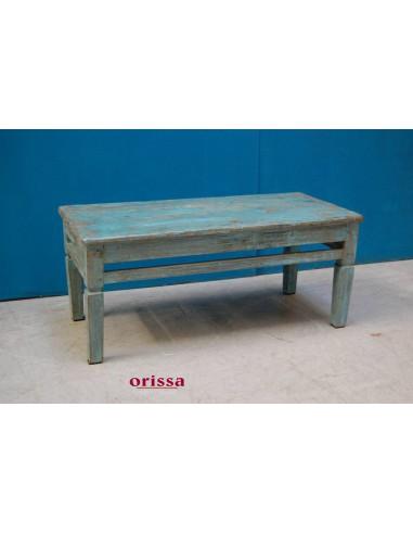 Tavolino Basso Da Salotto S4171 Orissa Mobili Coloniali