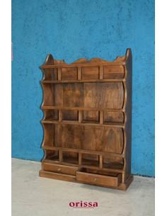 Piattaia legno massello