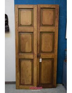 Imagén: Porte vintage in legno massello