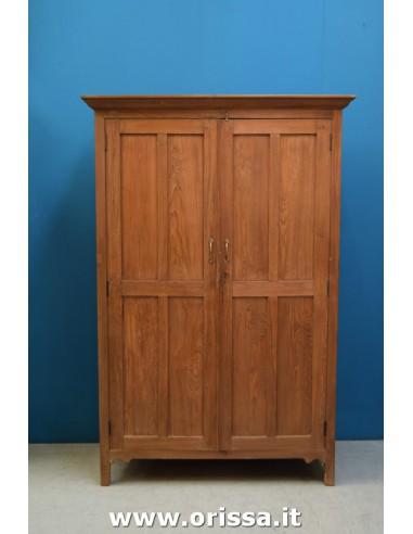 Armadio legno massello di teak