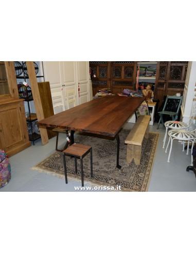 Tavolo legno massello 260cm
