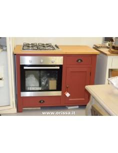 Imagén: Modulo cucina forno e fuochi