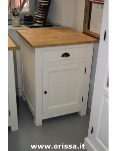 Modulo cucina cassetto e anta