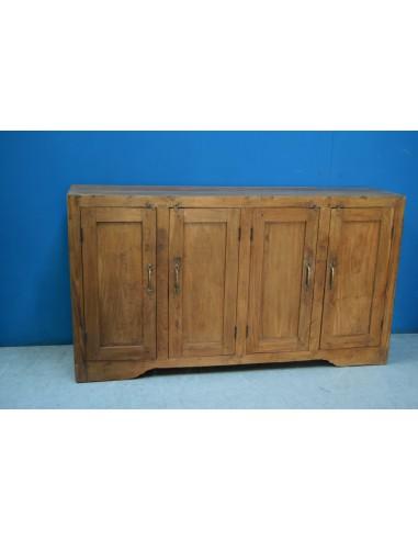 Credenza bassa in legno di teak