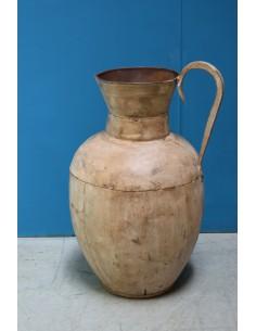 Vaso in ferro vintage
