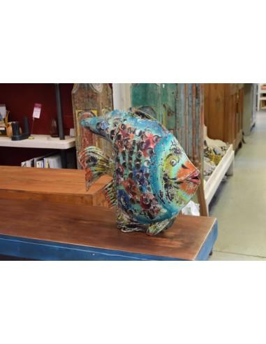 pesce lanterna colorato piccolo