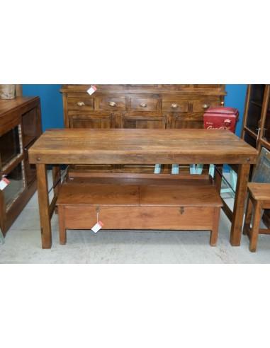 Tavolo legno massello pieghevole