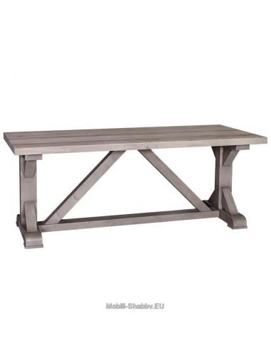 Tavolo fratino rustico 210cm