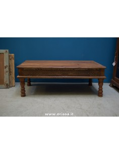 Coffe table in legno di teak