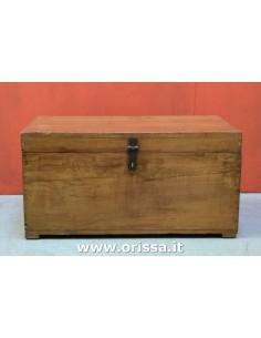 Baule in legno di teak