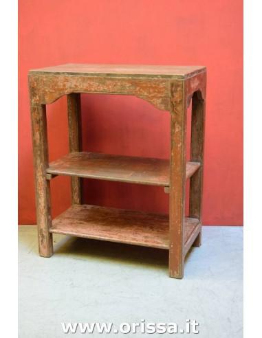 Scaffale/consolle in legno colore...