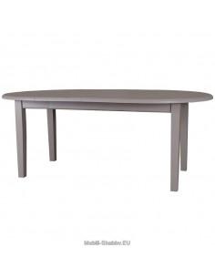 Tavolo rotondo allungabile 116-198cm