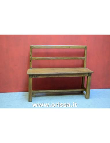 Panchetta in legno massello coloniale