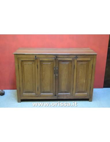 Credenza  in legno di teak