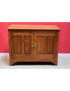 Credenza coloniale in teak