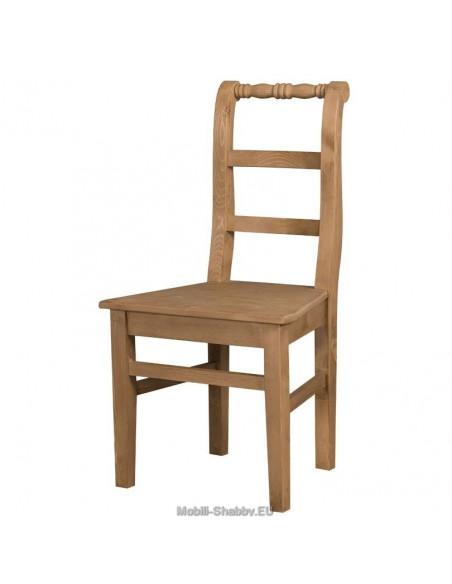 sedia legno massello provenzale MS82