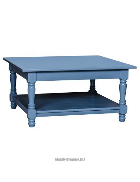 Tavolino stile shabby chic 90cm