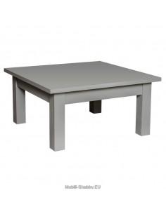 Tavolo basso colorato 90cm