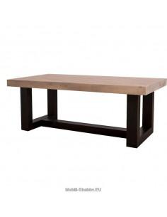 Tavolo basso gamba ad U 120cm