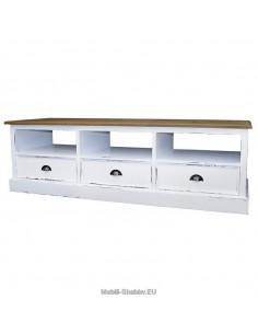 Credenza porta TV legno colorato 180cm