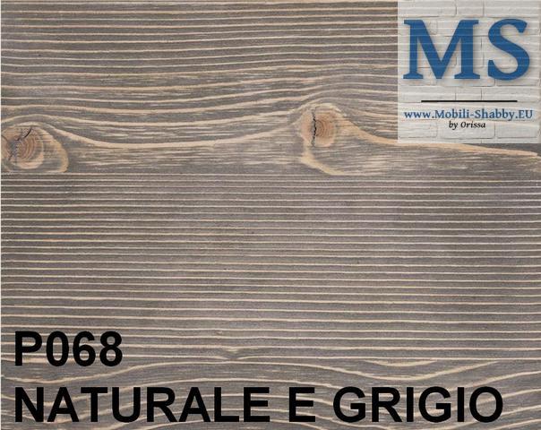 legno naturale grigio