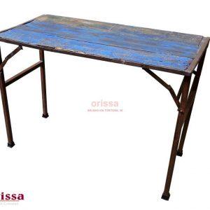D0906-Tavolo-ferro-legno-pieghevole