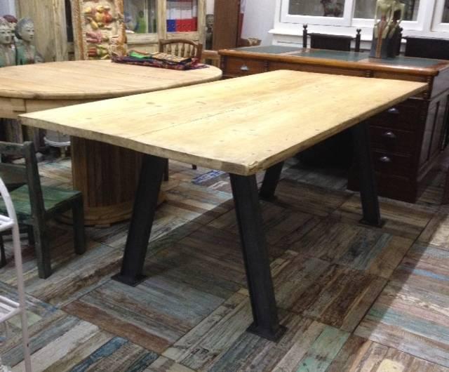 Tavolo Stile Industriale : Mobile in stile industriale tavolo struttura a verona kijiji