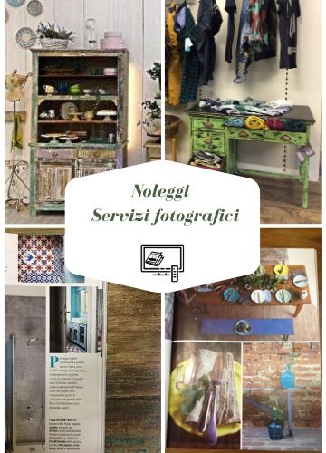 Noleggio Arredi e Servizi Fotografici