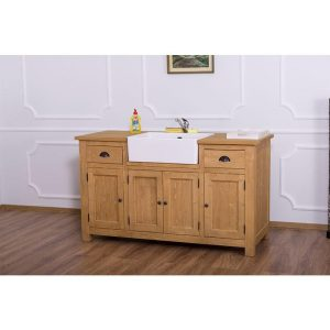 Cucina modulare legno