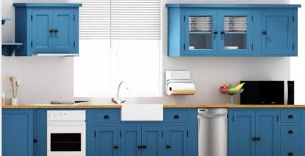 Cucina modulare e freestanding