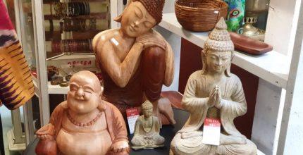 Statue Buddha - asana e mudra: raffigurazioni del Buddai - Buddah - Budda
