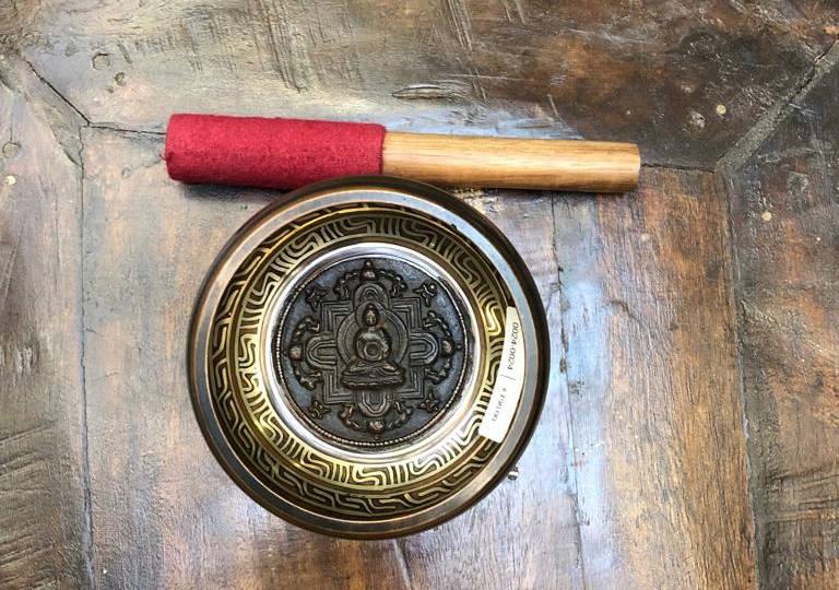 Campane tibetane in 7 metalli