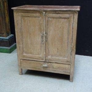 credenza shabby coloniale