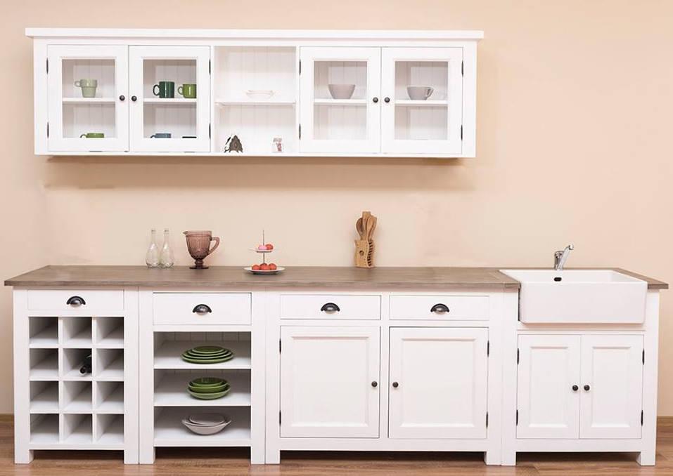 Cucina modulare composizione