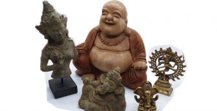 Statue Buddha - mudra e raffigurazioni Buddai - Buddah - Budda