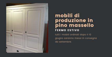 Consegna mobili produzione europea