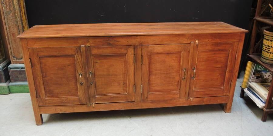 mobili in legno di teak