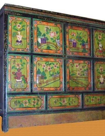 arredamento antico indiano - galleria pezzi unici