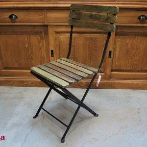 sedie ferro e legno stile industrial (1)