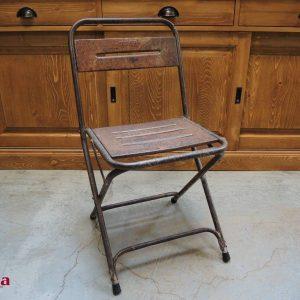 sedie ferro e legno stile industrial (2)