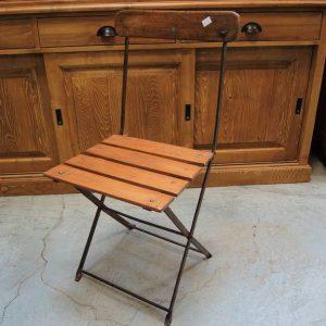 sedie ferro e legno stile industrial (5)