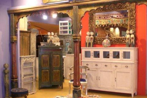 arredamento etnico | mobili coloniali, shabby e country ...
